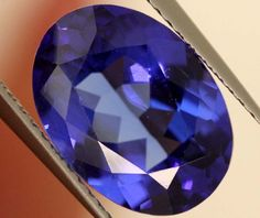 CERTIFIED TANZANITE FACETED  3.54  CTS TBM-765 GC gemstones