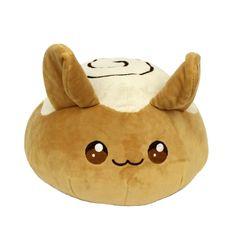 Cute Cinnamon Bun Bunny Plush