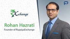 RupaiyaExchange from Rohan is a virtual marketplace for peer-to-peer lending