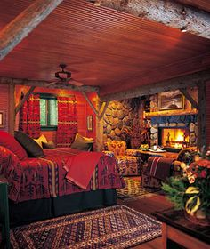Lake Placid Lodge, my idea of camping