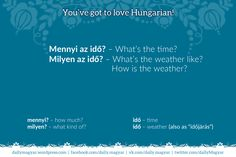 """mennyi? – how much? 