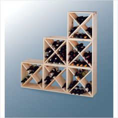 DIY wine rack...