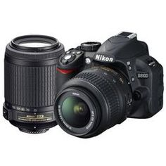 Nikon  D3100 DSLR Camera with Full HD Recording $599.90