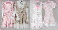 lace-a-la-mode: Sweet & Classic dresses from my lolita wardrobe
