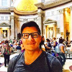 Santa Maria ad Martyres (The Pantheon) by lucho_apolaya