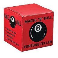 """MAGIC """"8""""BALL  FORTUNE TELLER"""