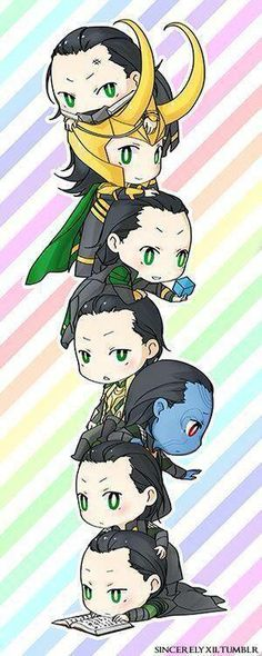 There is no such thing as too much Loki!