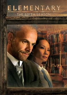 Elementary Season 5 New & Sealed DVD Boxset