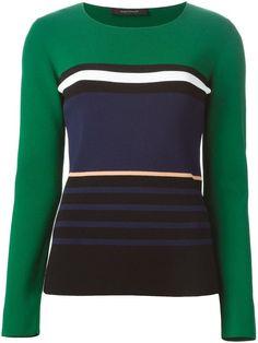 5a9bd48e5e9 Cédric Charlier striped sweater