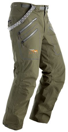 The perfect partner to the Stormfront Jacket, the Stormfront Pant provides a critical shield against a saturated mother earth by utilizing GORE-TEX® fabric and is also durable enough to last above timberline.