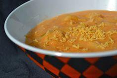 Sweet Morris: Buffalo Chicken Soup