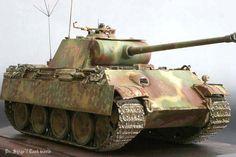 パンターG指揮戦車