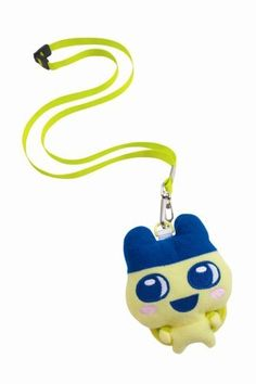 "Gotchi Gear: Pet Pouch - Mametchi & Lanyard #1 by Bandai. $3.75. From the Manufacturer Kid's can use the ""Gotchi Gear"" lanyard with plush included to carry their favorite Tamagotchi Connection toy. Each lanyard features a favorite Tamagotchi character plush that includes a pocket to store and carry the Tamagotchi Connection toy. With a hook closure, the plush can be attached to the lanyard and worn around the neck. Notes: This item is only available to ship to add..."