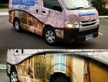 Vehicle Signage Gallery - Completed By Neto Graphics in Perth