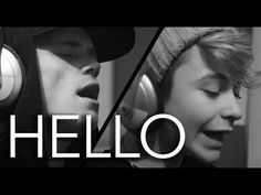 Adele -  Hello (Bars and Melody Cover) <3<3<3