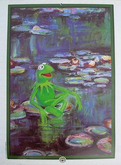 Claude Monet - Muppet Wiki