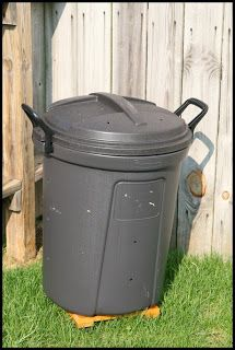 Making Your Own Composting Bin