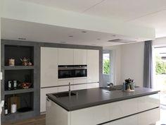 #keuken #betoncire #beal #mortex #betonlook #nis www.stucadoorstiens.nl