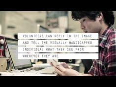 DDB Singapore have created Our Third Eye, a mobile app that helps the visually impaired.