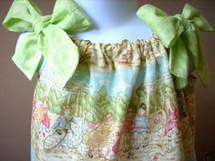 Pillowcase dress girls dresses baby dress baby by LocalLucy, $18.00