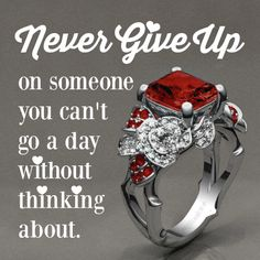 Love quotes on rings