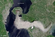 Los volcanes son un riesgo natural. Aún no sabemos cómo controlar, si es que podemos.