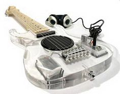 Cool Guitars - Unusual Guitar Pics | Cool Things | Pictures | Videos