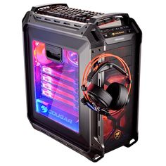 Now, you can custom your own personal gaming computer with ease. Primary thing you need is gaming computer cases, and this is crucial thing that you have to buy before anything else of setting ...