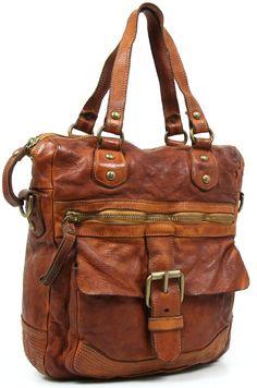 Campomaggi Hobo Leather