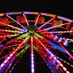 https://flic.kr/p/x5bM2w | It's that carnival time of year. #carnival #firehouse #hampstead #md #ferriswheel
