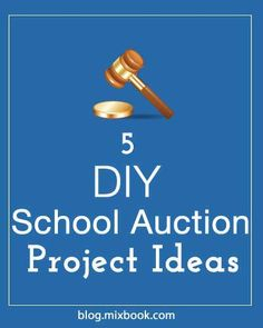 5 School Auction Projects You'd Actually Want to Bid On
