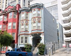 $799,000 -1042 Pine Street @ Taylor Lower Nob Hill Edwardian Condo For Sale