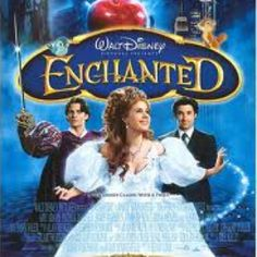 Enchanted - Movie I loved the music.