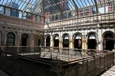 The Abandoned Palace At 5 Beekman Street