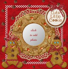 h4mr - cute lil xmas cookie Christmas Frames, Christmas Tree, Xmas Cookies, Holiday Decor, Cute, Home Decor, Homemade Home Decor, Xmas Tree, Christmas Cookies