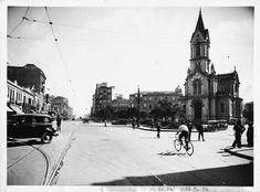 1935 - Largo do Paissandú - Aurélio Becherini - SMC