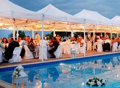 Family Wedding - Wedding Reception at GK Beach Hotel