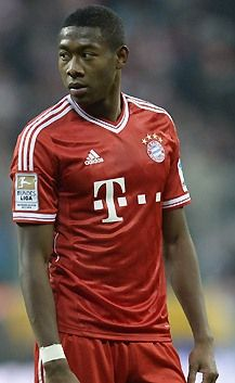 David Alaba- FC Bayern Munich