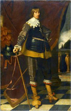 de Geest I, Wybrand - Hendrik Casimir I (1612-40). Graaf van Nassau-Dietz