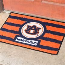Glory Haus Auburn Striped Mat Officially Licensed auburnloveitshowit.com