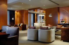 The Westin Beijing Financial Street—Executive Club Lounge by Westin Hotels and Resorts, via Flickr