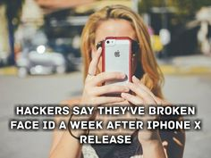 "#tech #technology #news #breakingnewshttps://goo.gl/bvPJfy -------------------------------------------------------------------------------- ""When Apple released theiPhone Xon November 3 it touched off an immediaterace among hackers around the world to be the first to foolthe company's futuristic new form of authentication. A week later hackers on the actual other side of the world claim to have successfully duplicated someone's face to unlock his iPhone Xwith what looks like a simpler…"