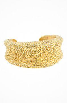 Roberto Coin Stingray Cuff #accessories  #jewelry  #bracelets  https://www.heeyy.com/roberto-coin-stingray-cuff-gold/