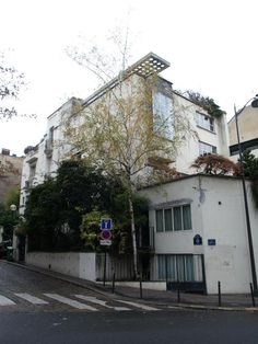 La maison Guggenbuhl, au croisement de la rue Nansouty et de la rue George Braque