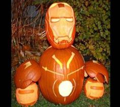 Geek out on these pumpkin carving ideas (10 Photos) - MajorGeeks