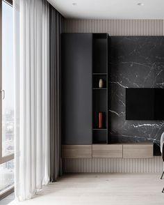 Small Home interior Design Videos - - Home interior Colors Bedroom - Living Room Bedroom, Living Room Interior, Living Rooms, Bedroom Modern, Dorm Room, Luxury Interior Design, Luxury Home Decor, Contemporary Interior, Interior Colors