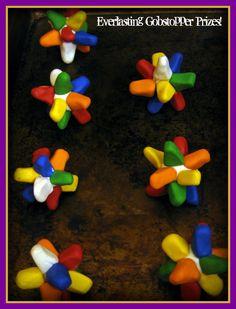Wonka party: Everlasting Clay