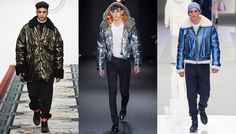 La Fashion Week homme automne-hiver 2016-2017 a révélé 20 tendances mode. Détails Vogue de ce qui a compté: sequins, métallique, fourrure, manches extra longues... Bilan couture des plus belles collections aperçues à Londres, Milan et Paris.