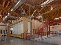 adaptive reuse bow truss - Google Search