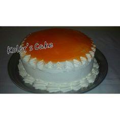 Torta fria de frutas